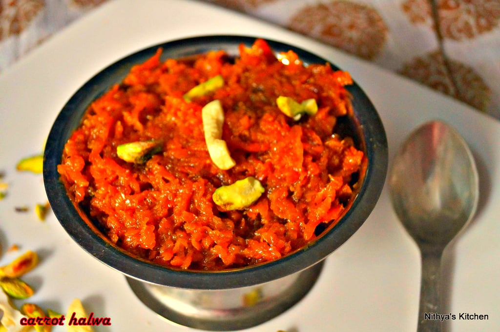 Carrot halwagajar ka halwa recipe nithyaskitchen carrot halwa or gajar ka halwa is also known as gajrela is a sweet dessert pudding mainly associated with north of india is made during diwali forumfinder Gallery